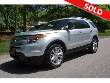 2012 Ford Explorer Limi
