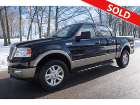 2004 Ford F-150 Lariat for Sale  - W-13250  - Classic Auto Sales