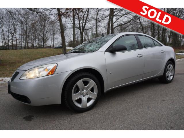 2009 Pontiac G6  - Classic Auto Sales