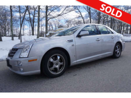 2008 Cadillac STS V6 for Sale  - W-13297  - Classic Auto Sales