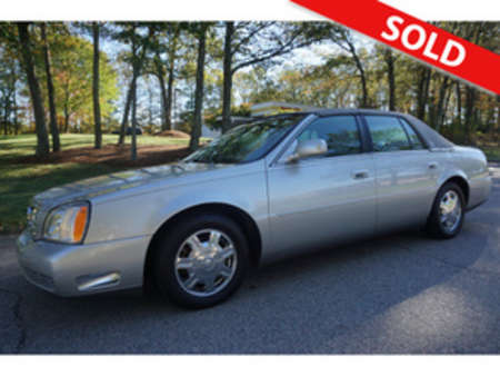 2005 Cadillac DeVille Livery Fleet for Sale  - W-13206  - Classic Auto Sales