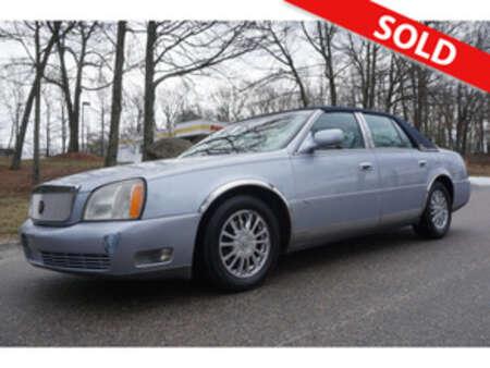 2005 Cadillac DeVille DHS for Sale  - W-13313  - Classic Auto Sales