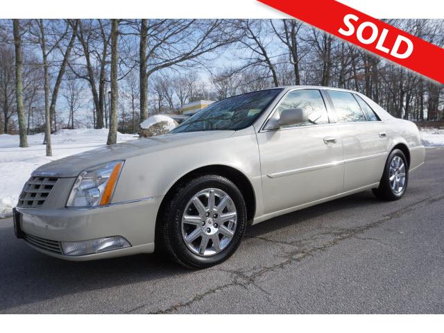 2011 Cadillac DTS  - Classic Auto Sales