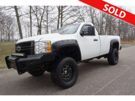 2012 Chevrolet Silverado 2500HD Work Truck for Sale  - W-13322  - Classic Auto Sales