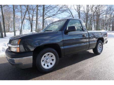 2005 Chevrolet Silverado 1500 Base for Sale  - 320398  - Classic Auto Sales