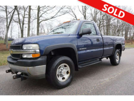 2002 Chevrolet Silverado 2500HD LS for Sale  - W-13339  - Classic Auto Sales