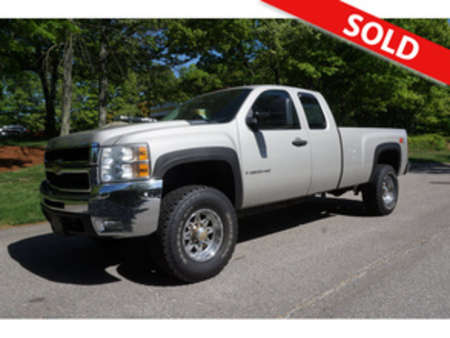 2008 Chevrolet Silverado 2500HD LT1 for Sale  - W-13301  - Classic Auto Sales