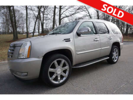 2007 Cadillac Escalade Base for Sale  - 164994  - Classic Auto Sales