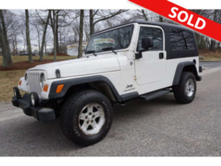 2006 Jeep Wrangler Unlimited for Sale  - W-13292  - Classic Auto Sales
