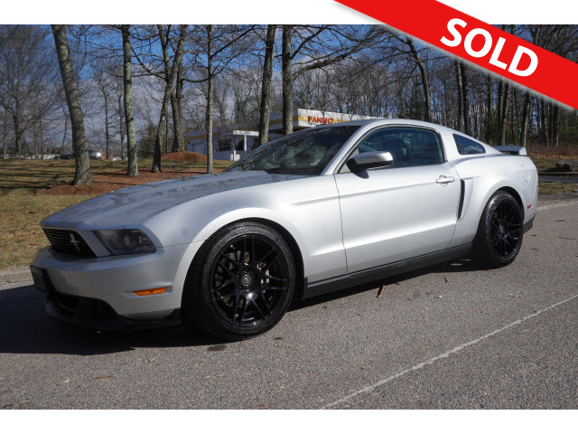 2011 Ford Mustang  - Classic Auto Sales
