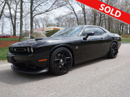 2015 Dodge Challenger R/T Scat Pack for Sale  - W-13342  - Classic Auto Sales
