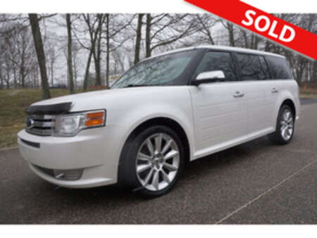 2010 Ford Flex Limited for Sale  - W-13326  - Classic Auto Sales