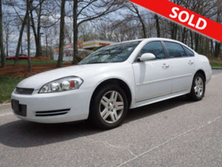 2012 Chevrolet Impala LT for Sale  - W-13349  - Classic Auto Sales
