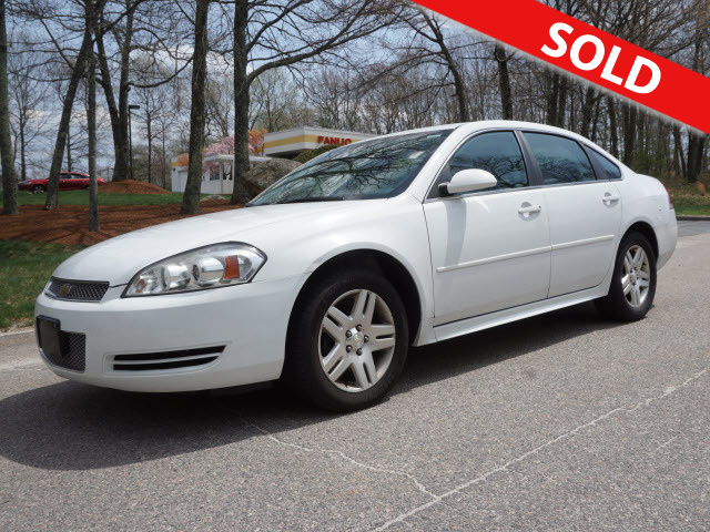 2012 Chevrolet Impala  - Classic Auto Sales