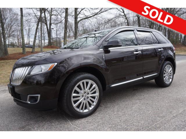 2013 Lincoln MKX  - Classic Auto Sales