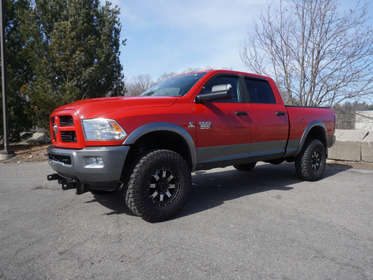 2012 Ram 2500 Outd