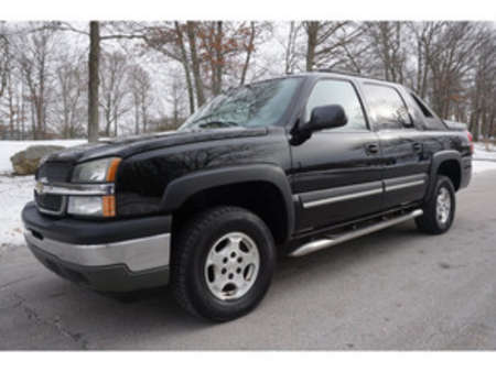 2005 Chevrolet Avalanche 1500 LT for Sale  - W-13240  - Classic Auto Sales