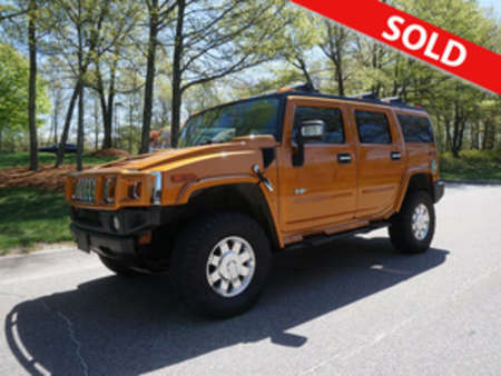2006 Hummer H2 Base for Sale  - W-13330  - Classic Auto Sales