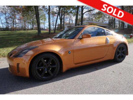 2003 Nissan 350Z Base for Sale  - W-13218  - Classic Auto Sales