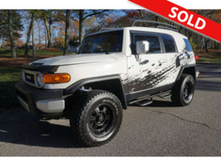 2010 Toyota FJ Cruiser Base for Sale  - W-13209  - Classic Auto Sales