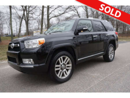 2013 Toyota 4Runner Limited for Sale  - W-13325  - Classic Auto Sales