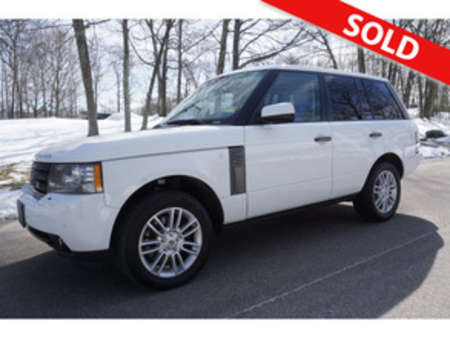 2011 Land Rover Range Rover HSE for Sale  - W-13309  - Classic Auto Sales