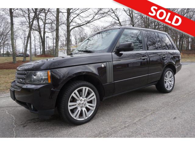 2010 Land Rover Range Rover  - Classic Auto Sales