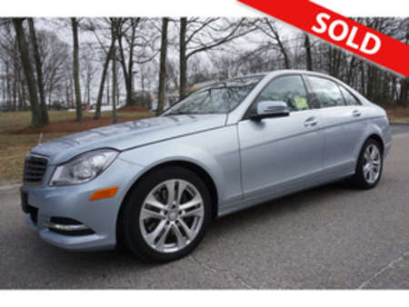 2013 Mercedes-Benz C-Class C 300 Luxury 4MATIC for Sale  - W-13263  - Classic Auto Sales