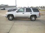 2007 Chevrolet TrailBlazer LS 4