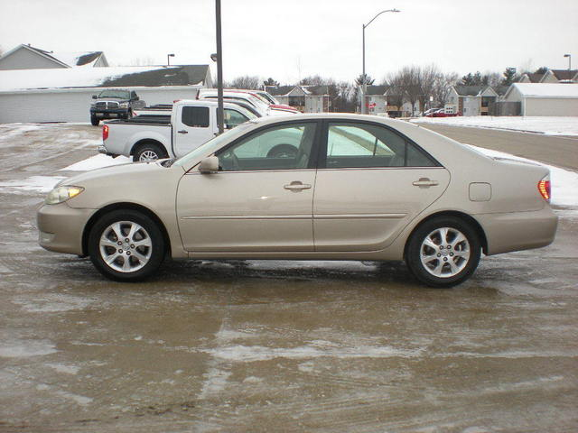 2005 toyota camry xle stock 98647 polk city ia 50226. Black Bedroom Furniture Sets. Home Design Ideas
