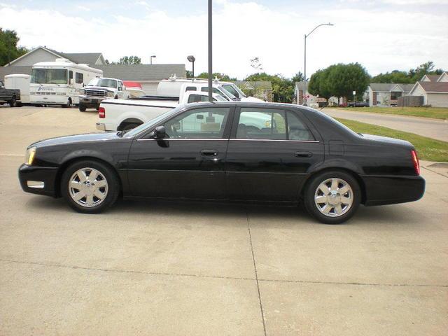 2004 Cadillac Deville Dts Stock 74405 Polk City Ia 50226