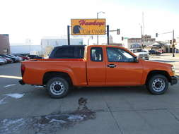 2012 Chevrolet Colorado WORK
