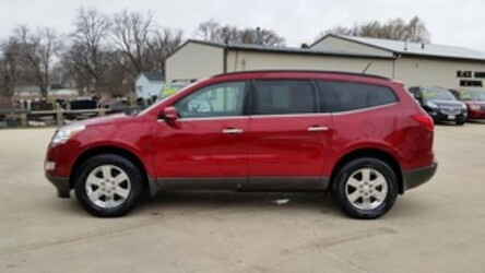 2012 Chevrolet Traverse LT A