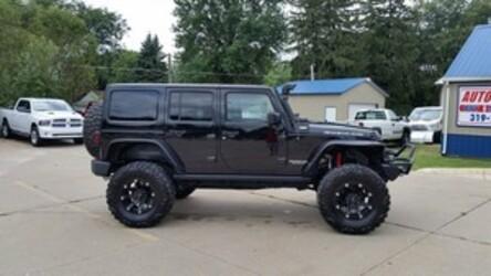 2015 Jeep Wrangler Unlimited Rubi
