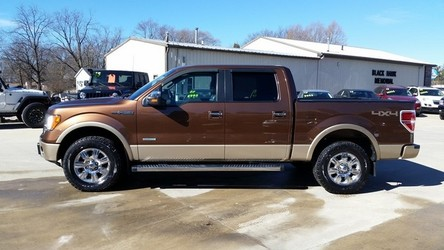2012 Ford F-150 Supe