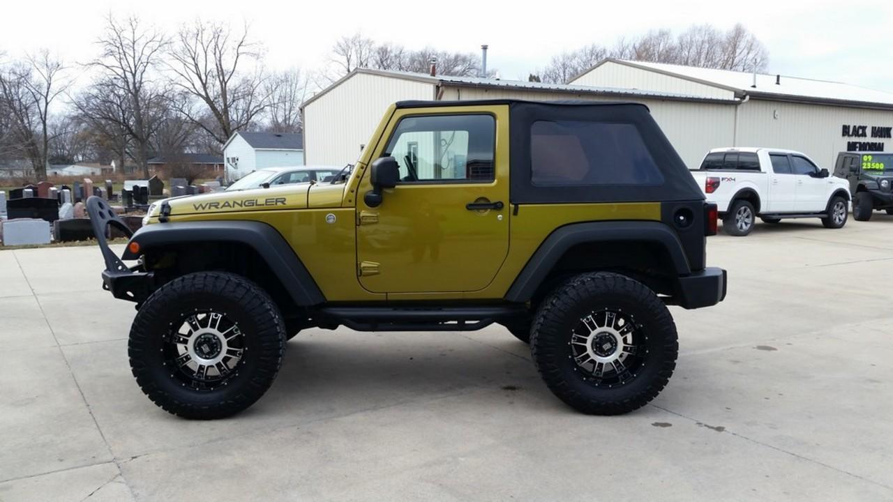 2007 Jeep Wrangler  - Auto Finders LLC