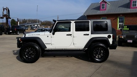 2009 Jeep Wrangler Unlimited Rubi