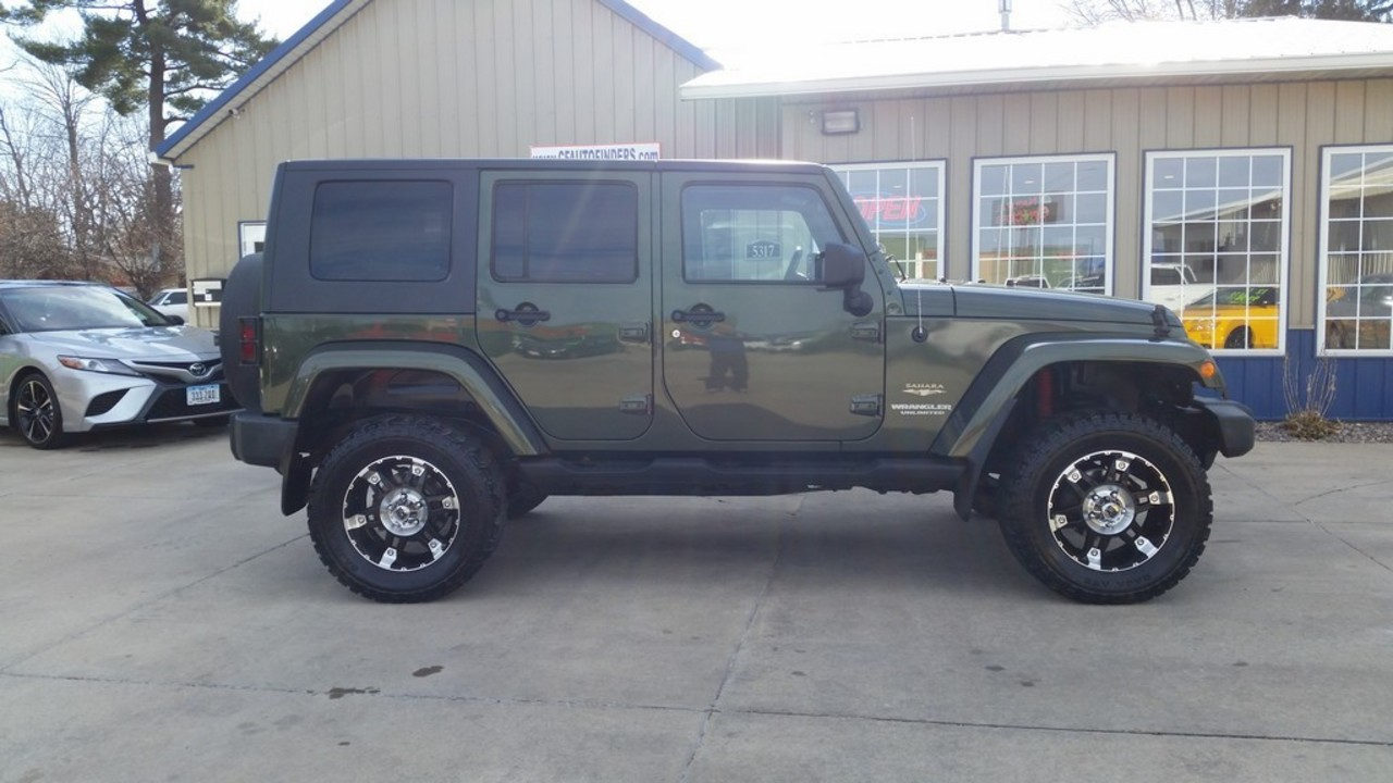 Thumbnail 2007 Jeep Wrangler Unlimited   Auto Finders LLC ...