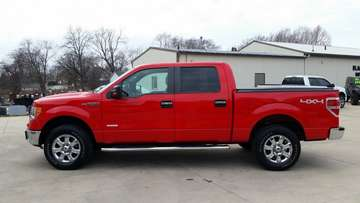 2013 Ford F-150 Supe