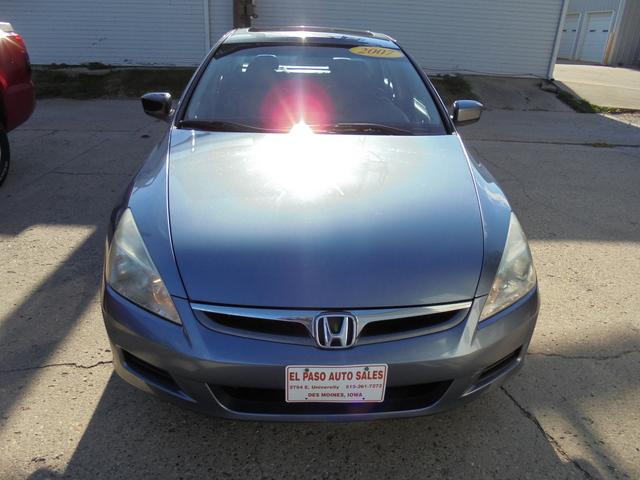 2007 Honda Accord  - El Paso Auto Sales