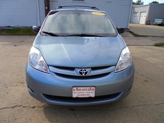 2008 Toyota Sienna  - El Paso Auto Sales