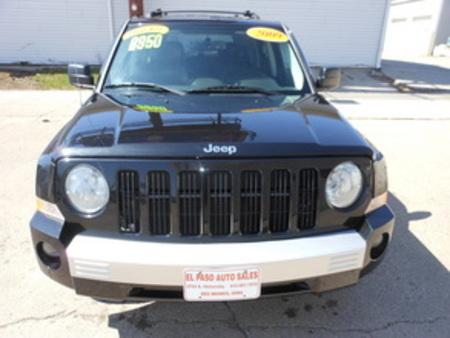 2009 Jeep Patriot Limited for Sale  - 79271  - El Paso Auto Sales