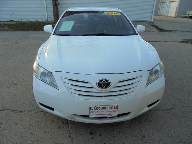 2008 Toyota Camry  - El Paso Auto Sales