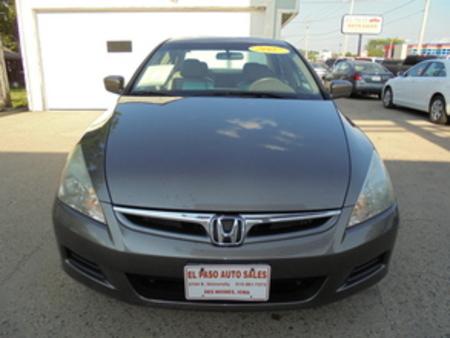2007 Honda Accord EX-L for Sale  - 286026  - El Paso Auto Sales