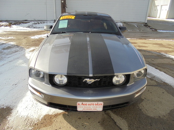 2006 Ford Mustang GT D