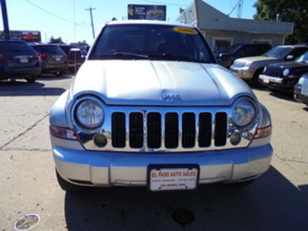 2006 Jeep Liberty Limited for Sale  - 103195  - El Paso Auto Sales