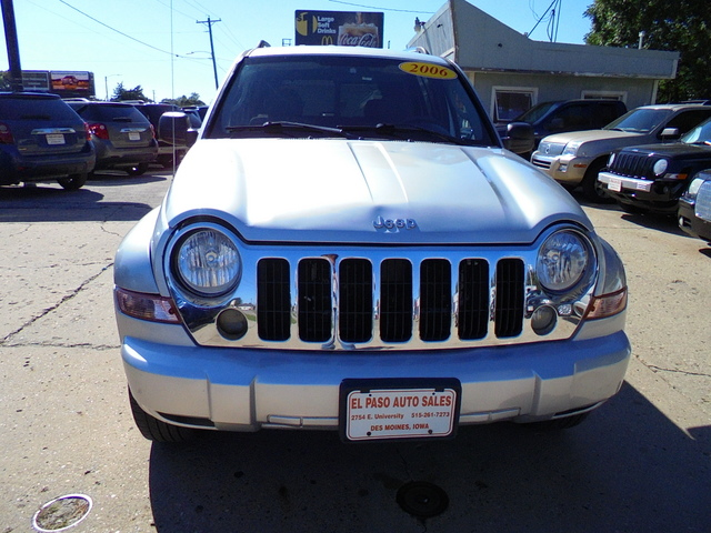 2006 Jeep Liberty  - El Paso Auto Sales