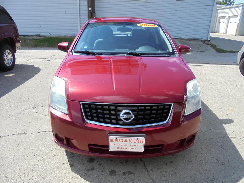 2008 Nissan Sentra  - El Paso Auto Sales