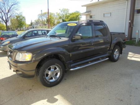 2005 Ford Explorer Sport Trac Adrenalin for Sale  - 115207  - El Paso Auto Sales