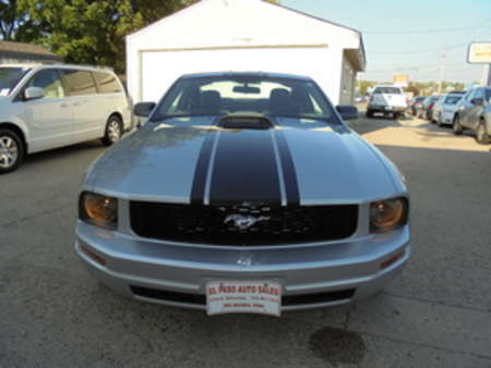 2008 Ford Mustang Deluxe for Sale  - 27572  - El Paso Auto Sales